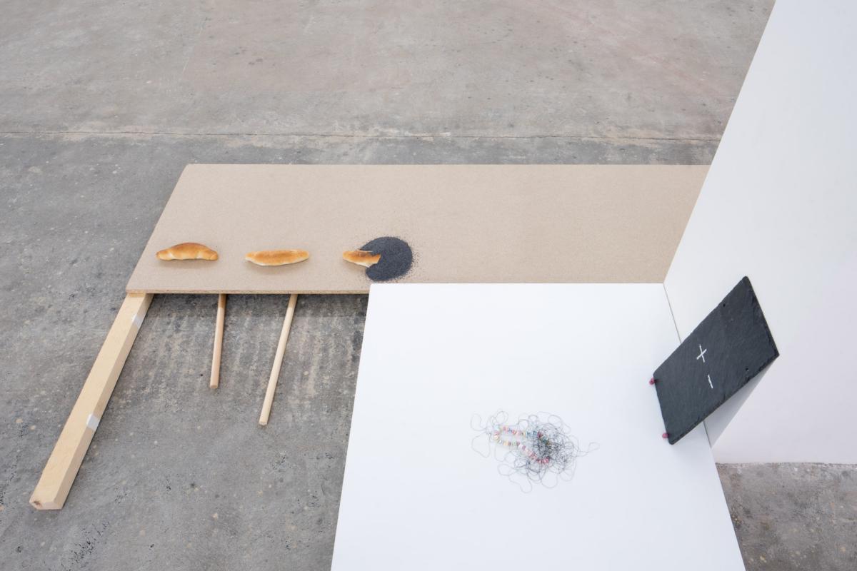 Heinrich Dunst, Jiří Kovanda – Three Names at SVIT Gallery