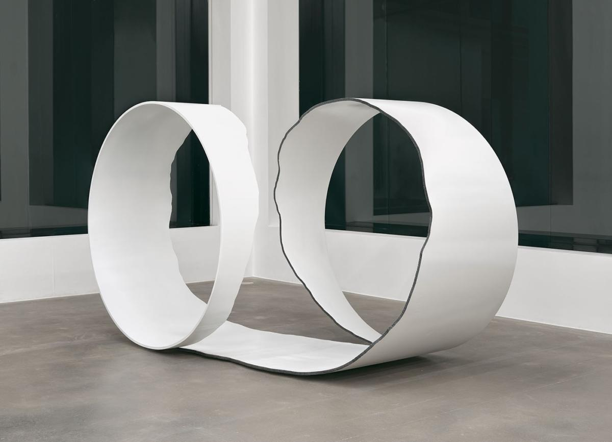 'Structural Exercises' by Monika Sosnowska at Hauser & Wirth London