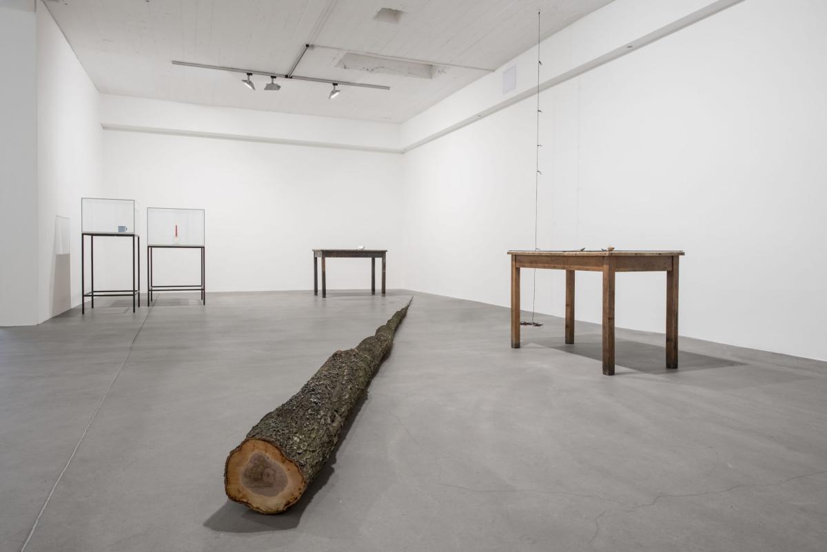 'Sky Gravity' by Roman Ondak and Štefan Papčo at Zahorian & Van Espen Gallery