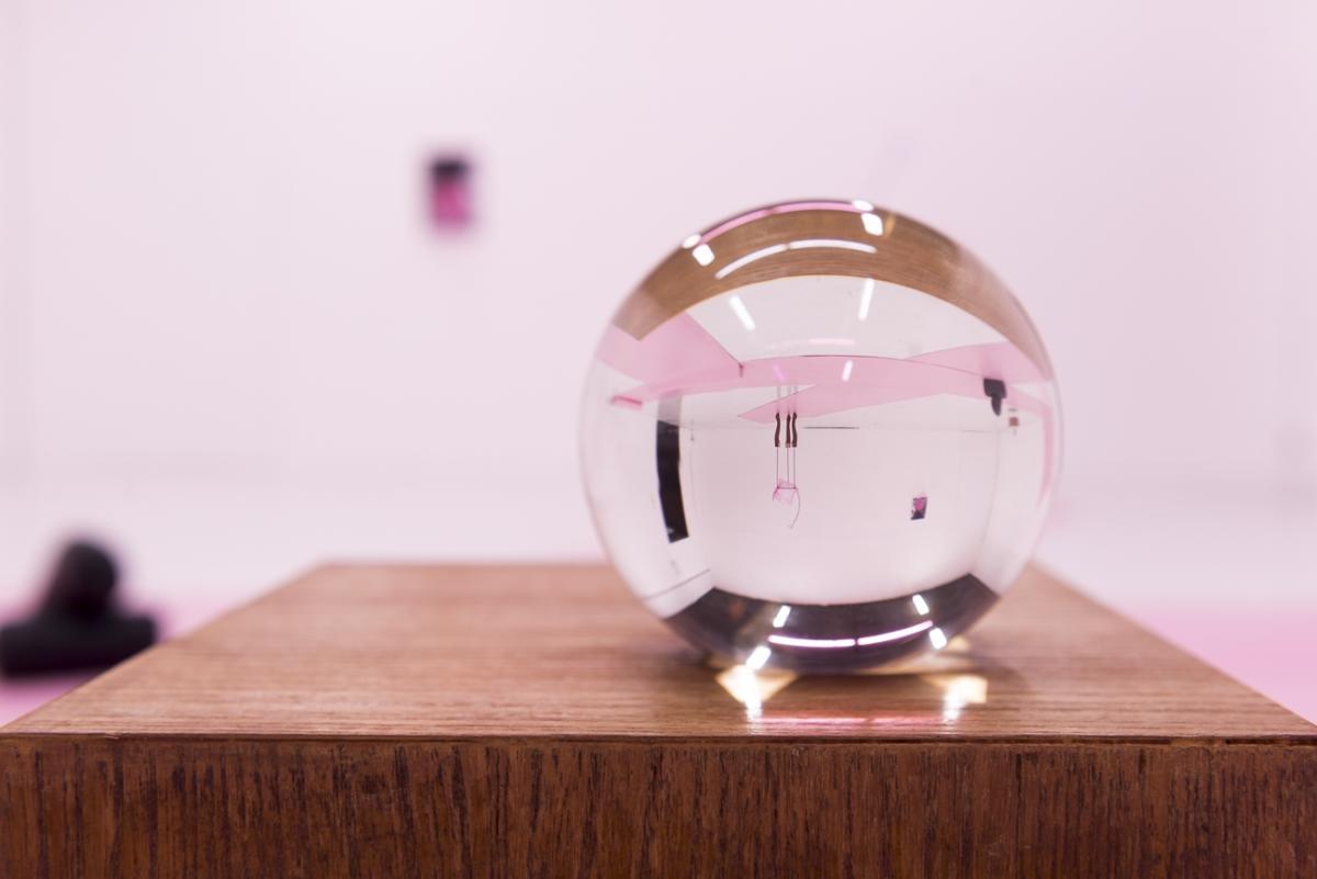 'Otis Rem' by Nika Kupyrova at SODA Gallery
