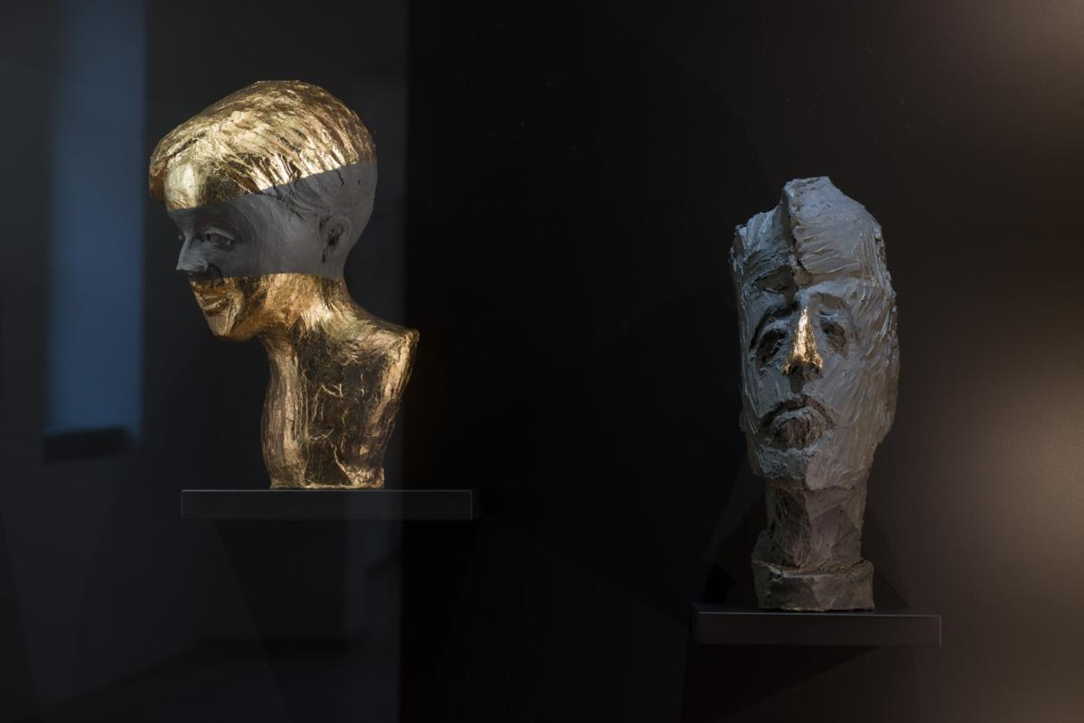 'Šventė' by Jānis Avotiņš at Vartai Gallery