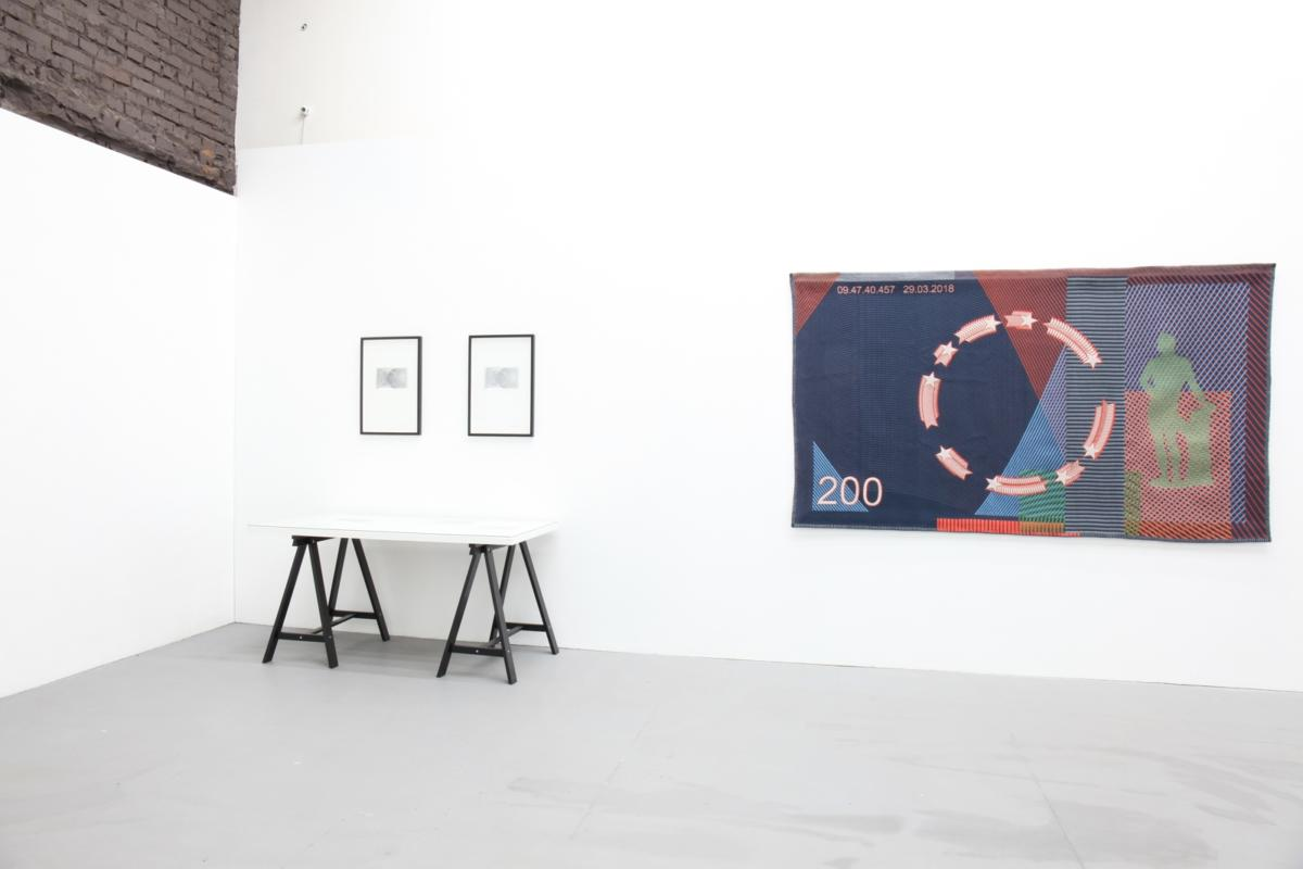 'This certifies that' by Yelena Popova at Osnova gallery