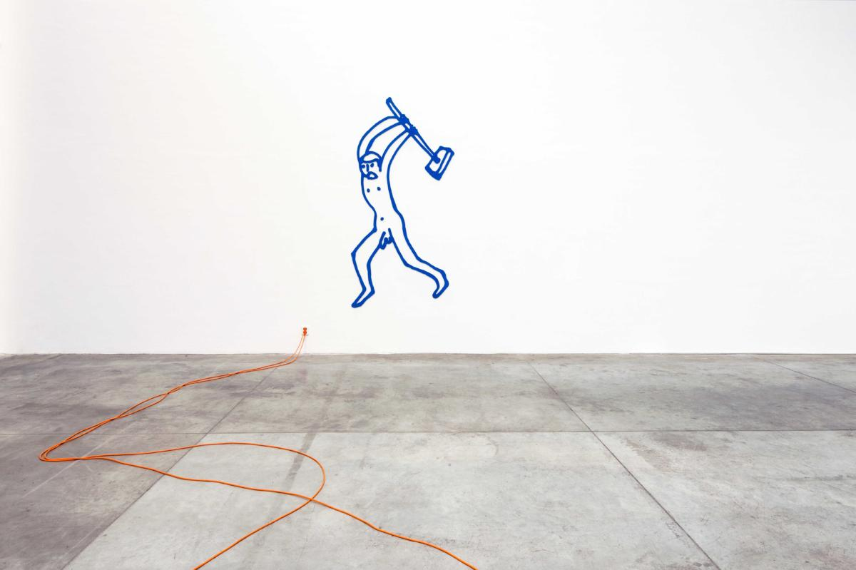 'Stupid' by Radek Brousil and Peter Puklus at Fait Gallery MEM