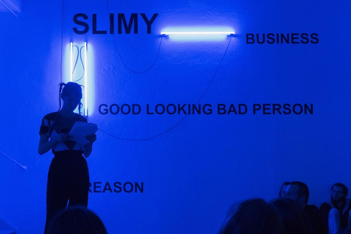 'SLIMY' by Zuza Golińska at Schimmel Projects – Art Centre Dresden