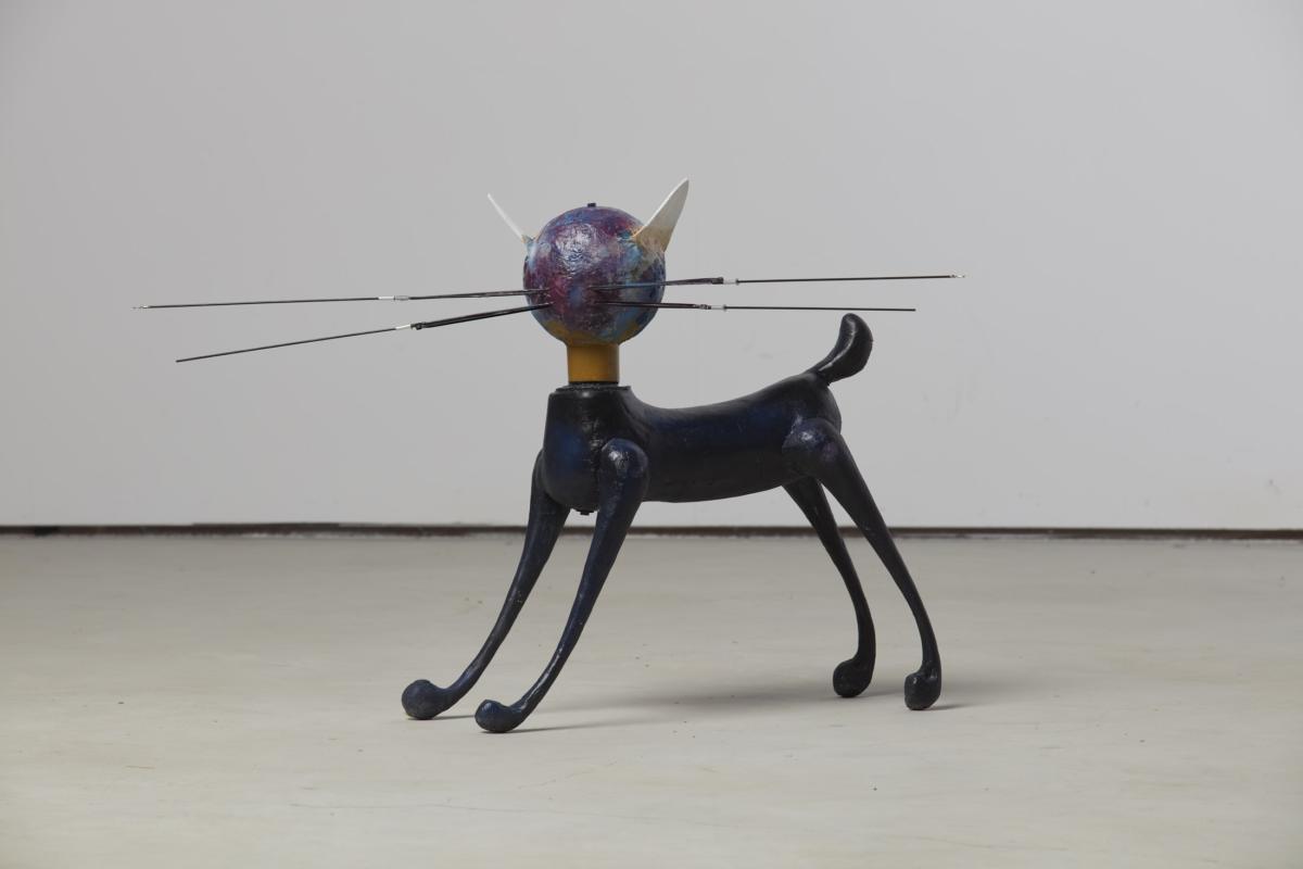 'The Extra Mile' by Cristian Răduță at Nicodim Gallery
