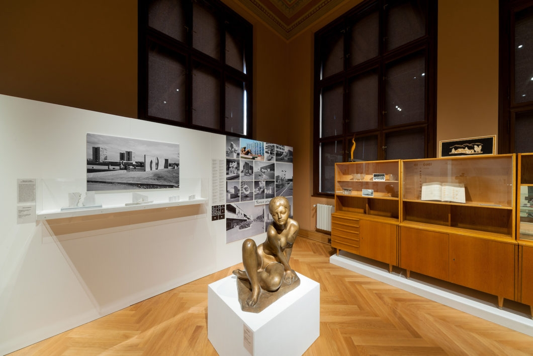 A Big Exhibition with a Big Theme. 'Residence: Prefab Estate; Plans, Realization, Housing 1945–1989' at Museum of Decorative Arts in Prague