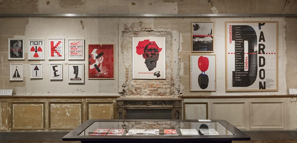 'Roman Cieślewicz. La fabrique des images' at Musée des Arts Décoratifs