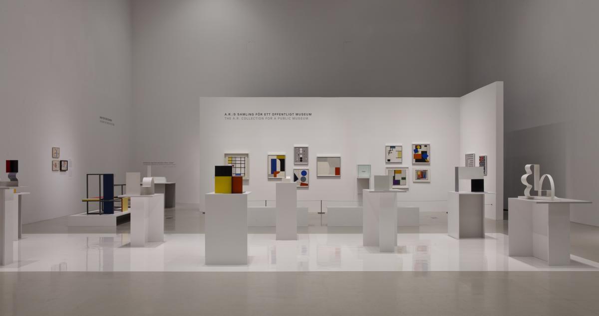 'Kobro & Strzemiński: New Art in Turbulent Times' at Moderna Museet Malmö