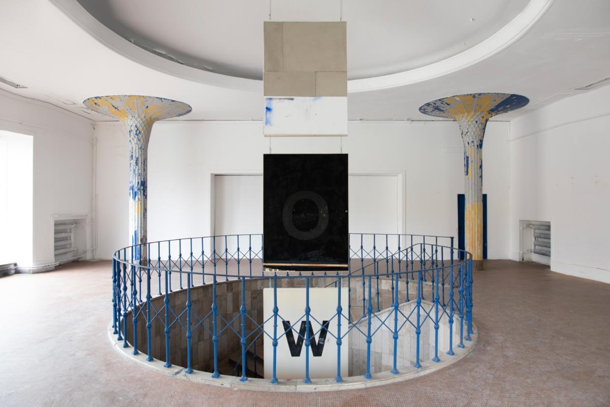 'The Warsaw Pavilion' by David Ostrowski at Wschód