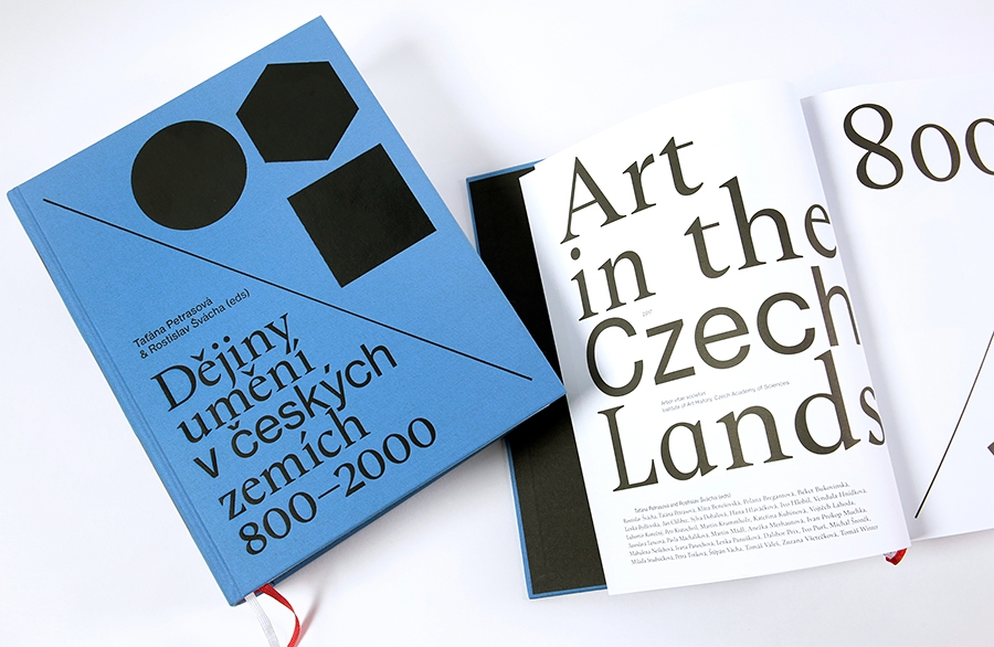 A Book of Blind Alleys. 'Art in the Czech Lands 800-2000'