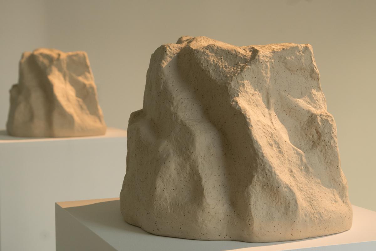 'Aria Mineralia' by Larisa Crunțeanu at Zachęta Project Room