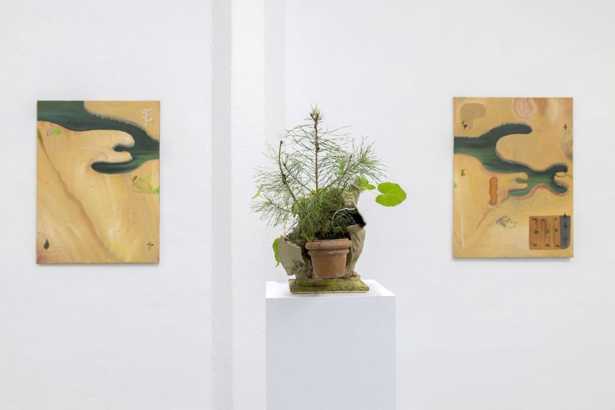 'Museum of Tomorrow's Weather' by Aleš Zapletal at Pragovka Gallery