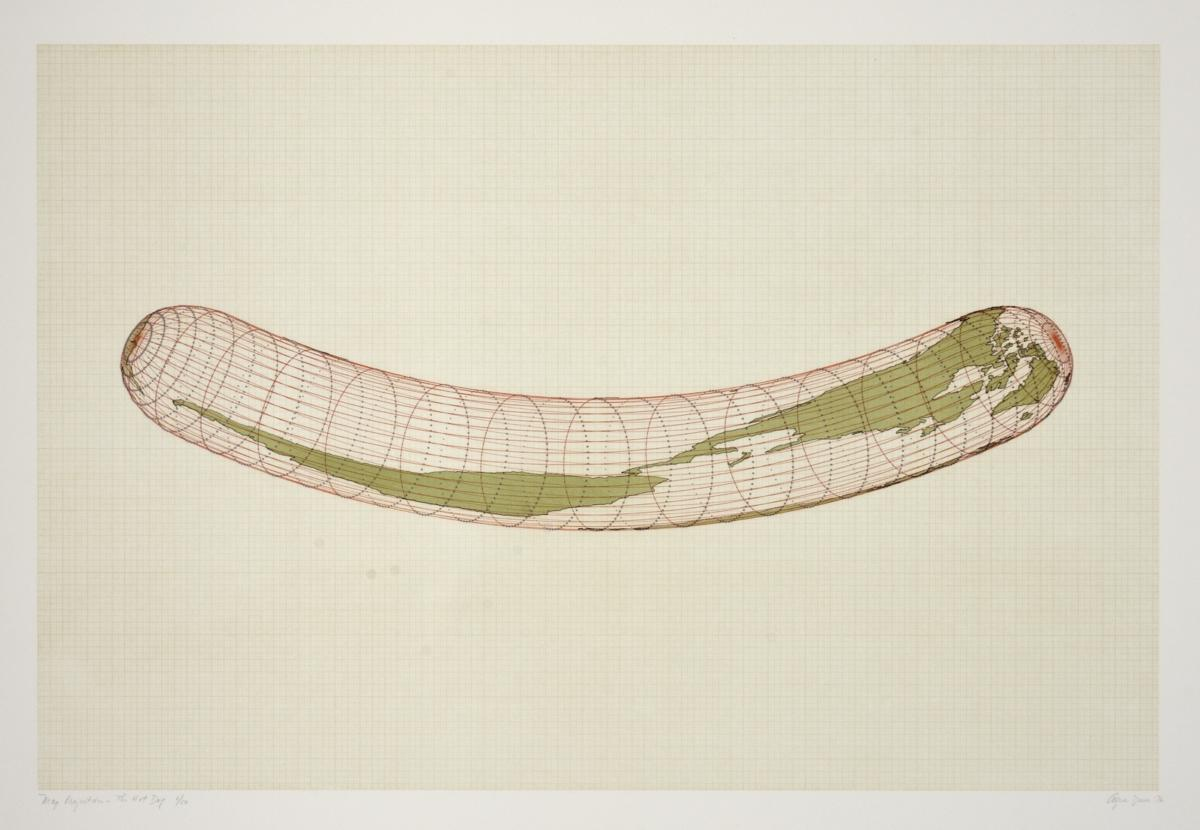 'Agnes Denes: Visual Philosophy 1968-2018' at acb Gallery