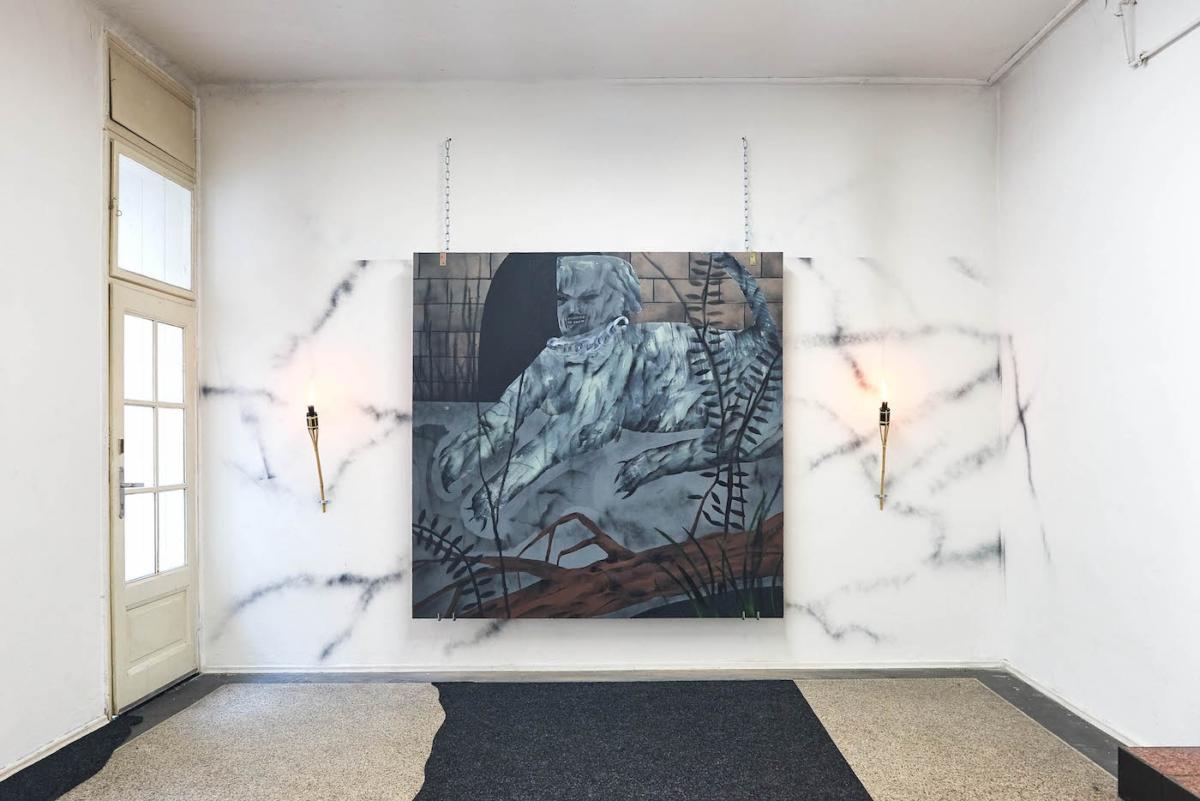 'Temple of Doom' by Vojtěch Kovařík at Berlinskej Model