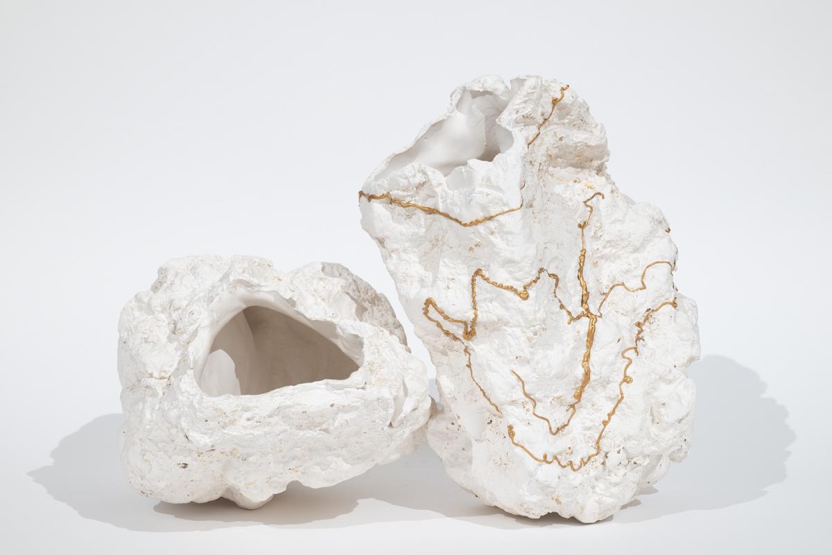 'Chatty Matter' by Kati Saarits and Nora Mertes at Kogo Gallery