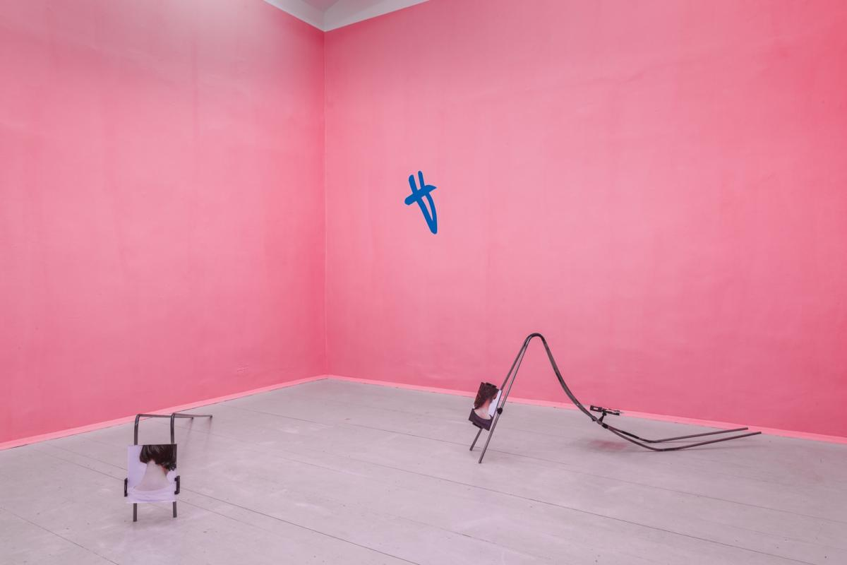 'I wish you were different' by Olga Holzschuh at KOENIG2 by_robbygreif