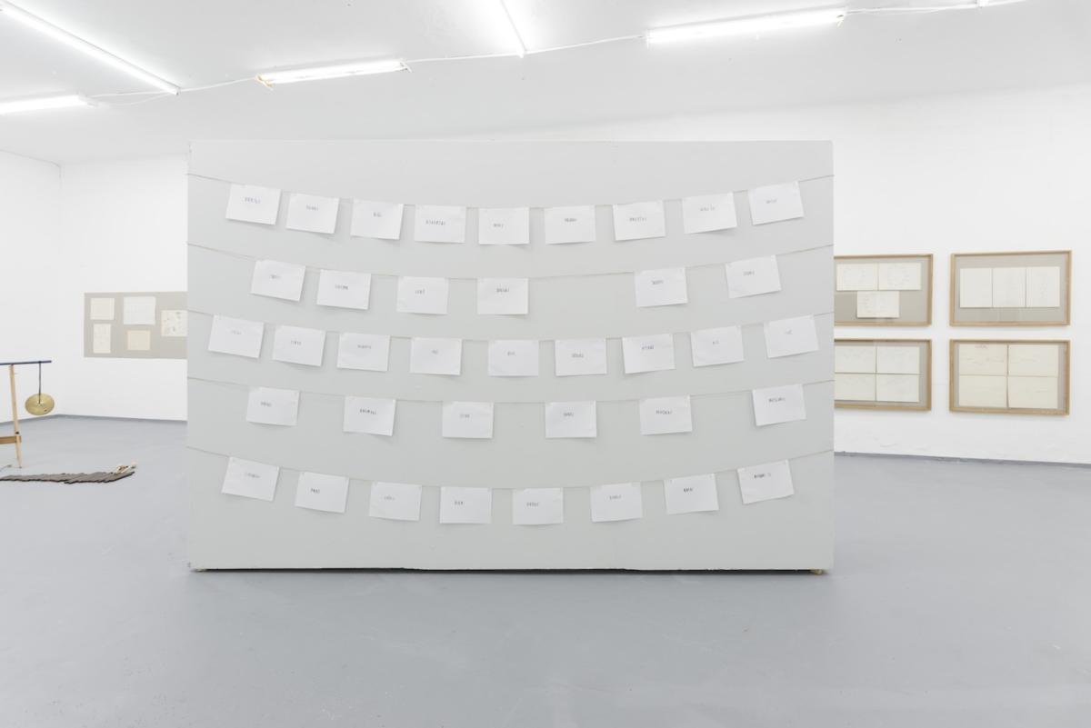 Milan Adamčiak at SODA Gallery