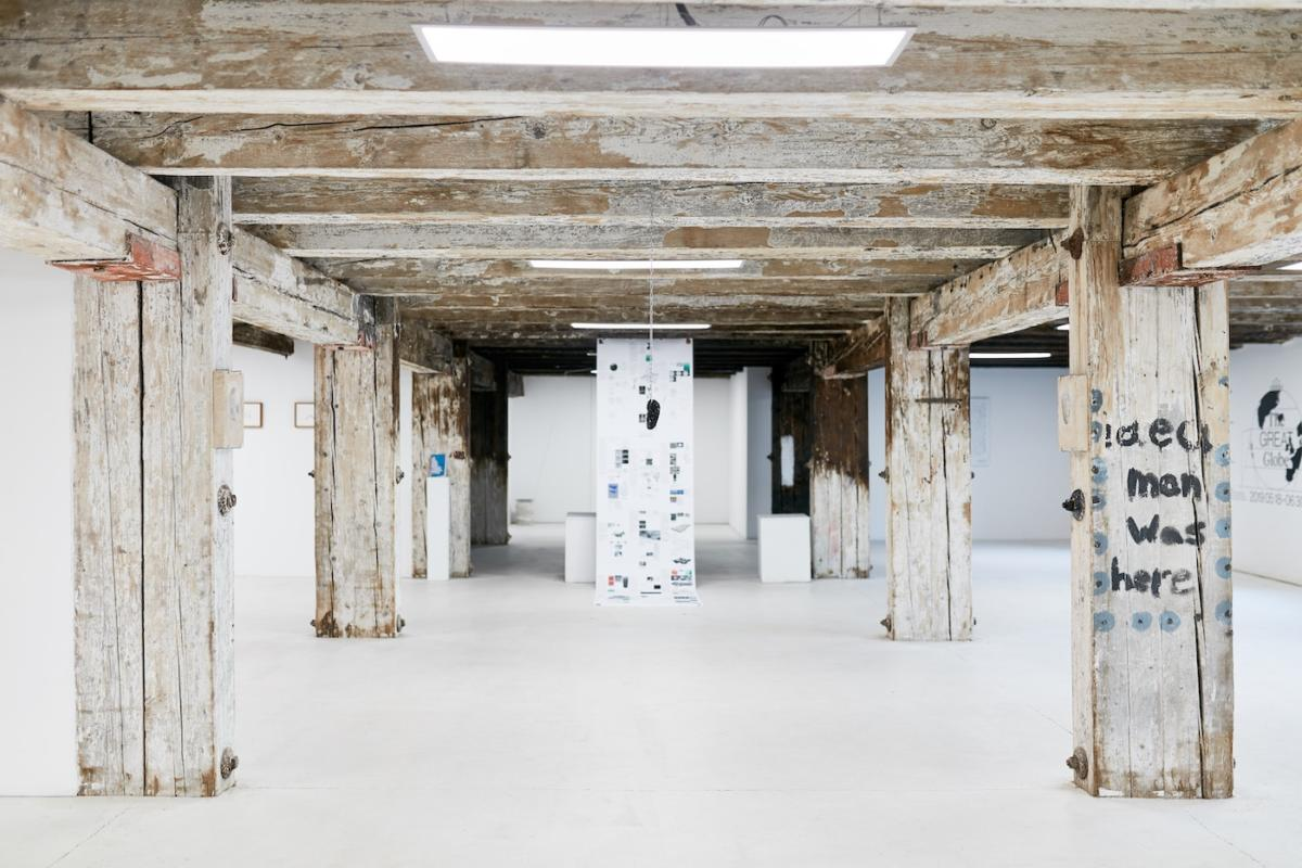 'The Great Globe' at aqb Project Space