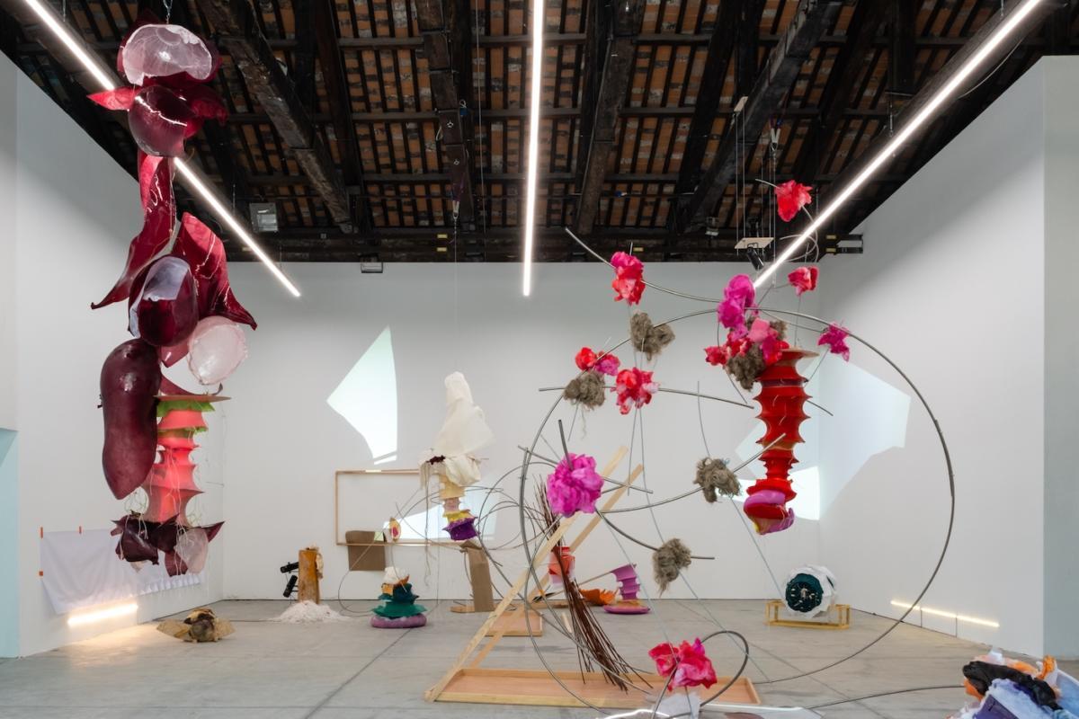Landscape of the New World. Inga Lāce and Valentinas Klimašauskas In Conversation