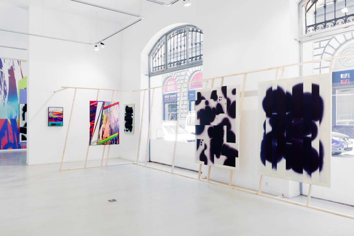 'Falling out of Rhythm' by Małgorzata Szymankiewicz and Márton Nemes at Erika Deák Gallery