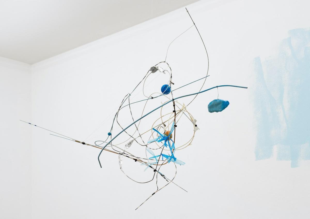 'While I Kiss The Sky' at Gabriele Senn Galerie