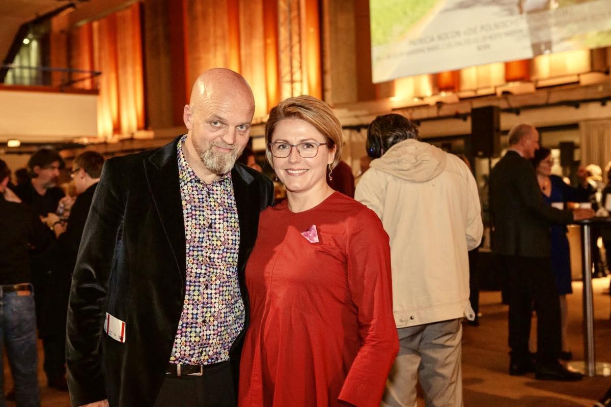 On the Edge. Q&A with Kateryna Botanova and Jurriaan Cooiman