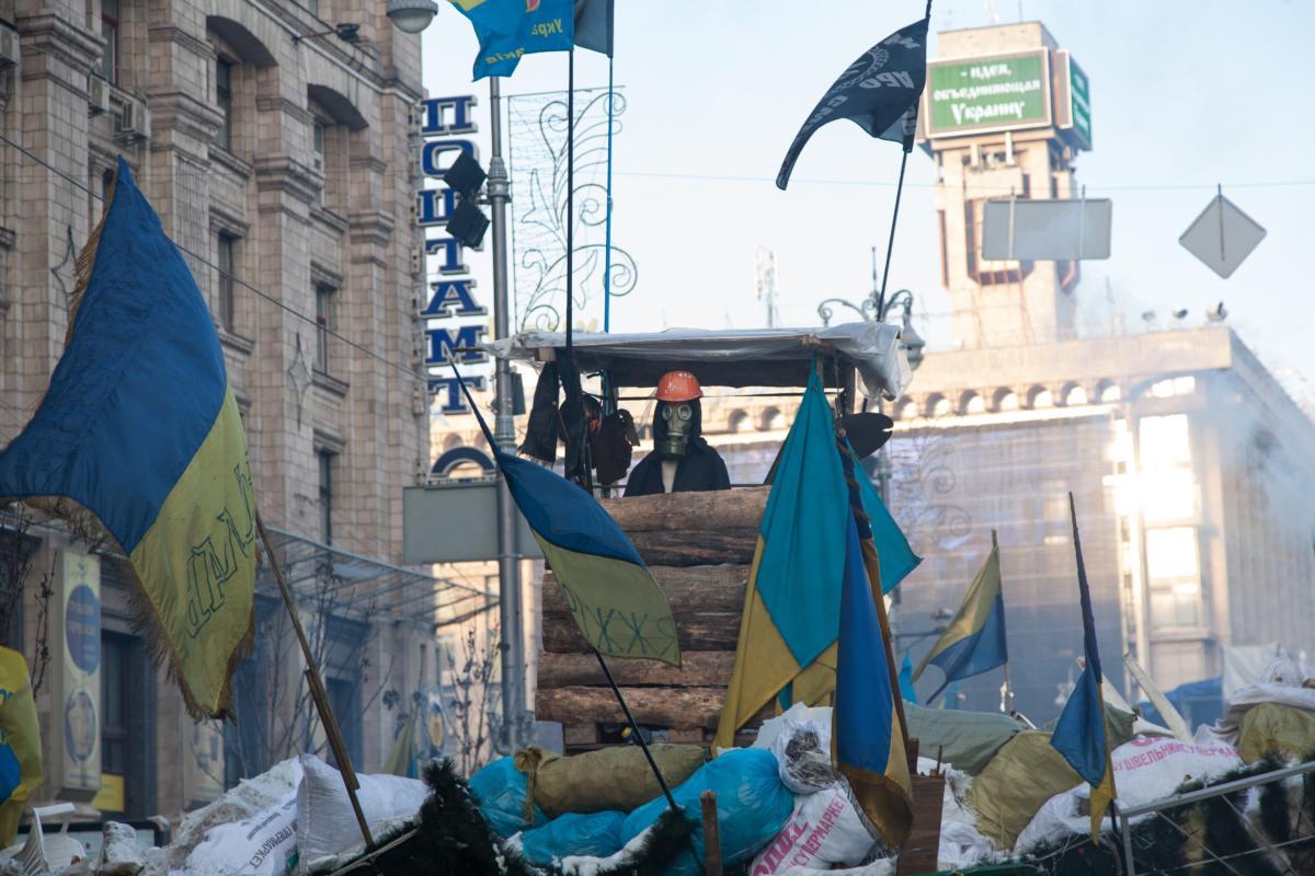 Бути поміж. Нотатки про українське мистецтво