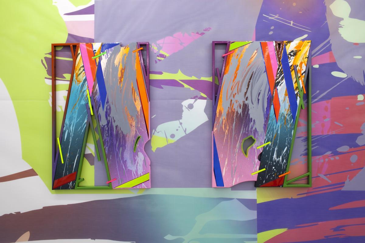 """""""Falling Out of Rhythm 2.0"""" by Márton Nemes & Małgorzata Szymankiewicz at BWA Warszawa"""