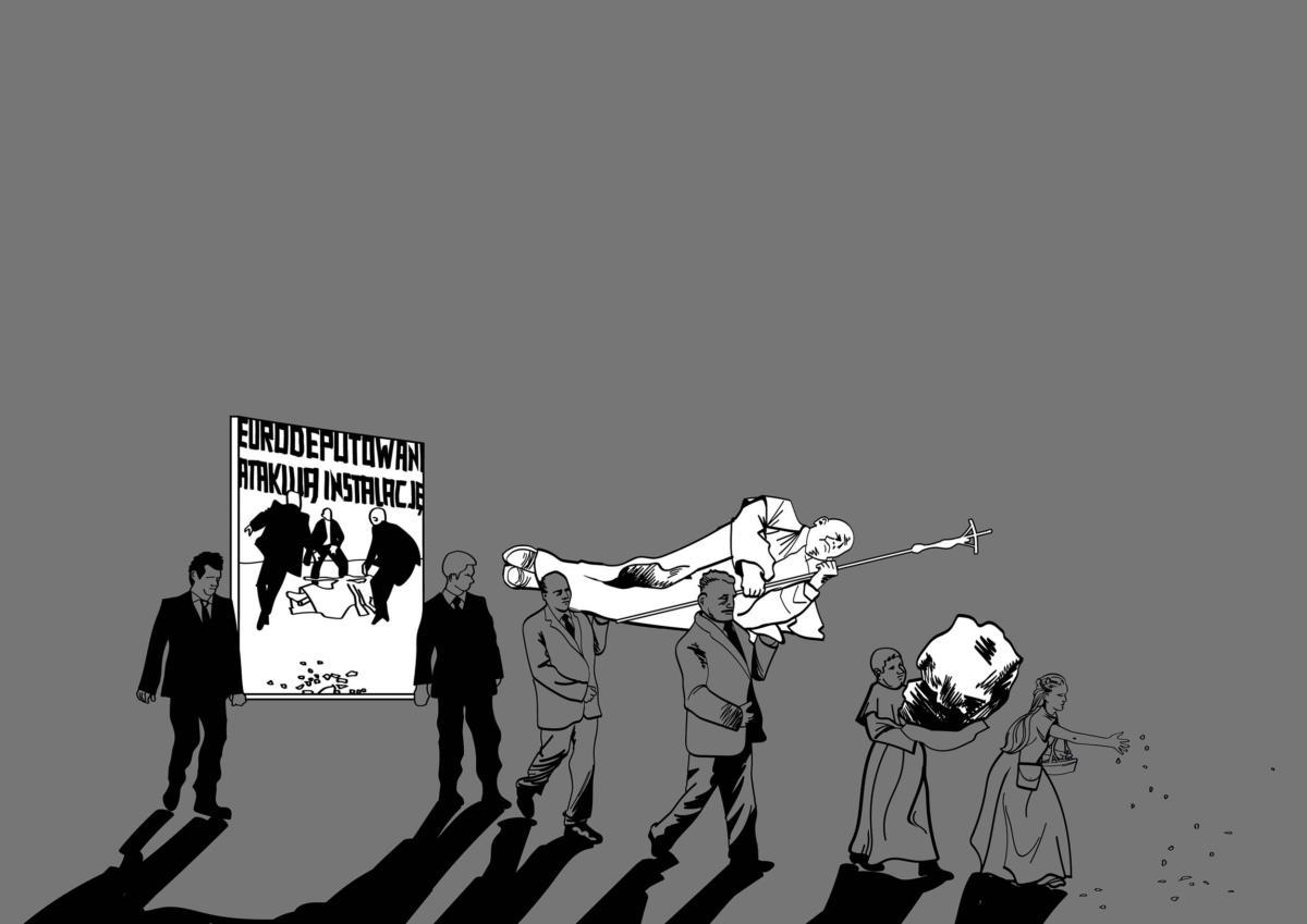 Przechwycenia i konfrontacje – o sztuce i religii w Polsce