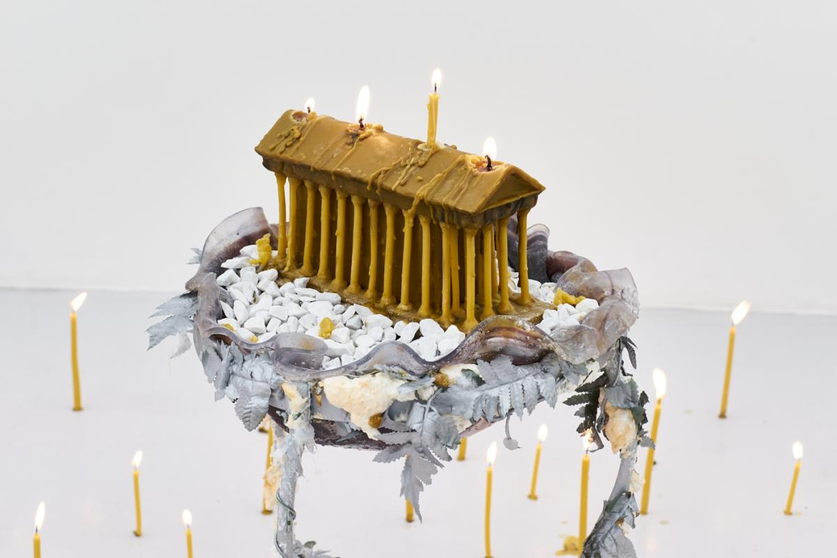 [EN/PL] 'Ashes to Ashes' by Øleg&Kaśka at Galeria Skala