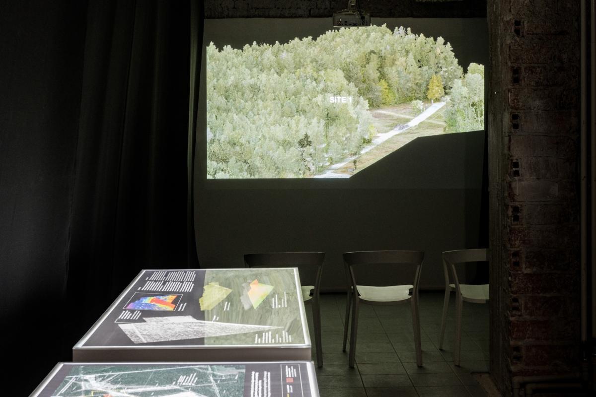 [EN/PL] 'Race and Forest' by INTERPRT at Biennale Warszawa