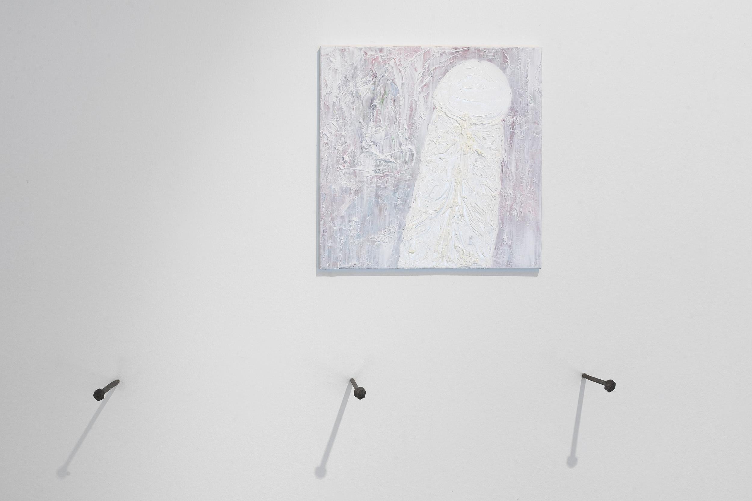 [EN/CZ] 'Seppuku, White Penis and Blind Binoculars' by Jiří David at Galerie SPZ