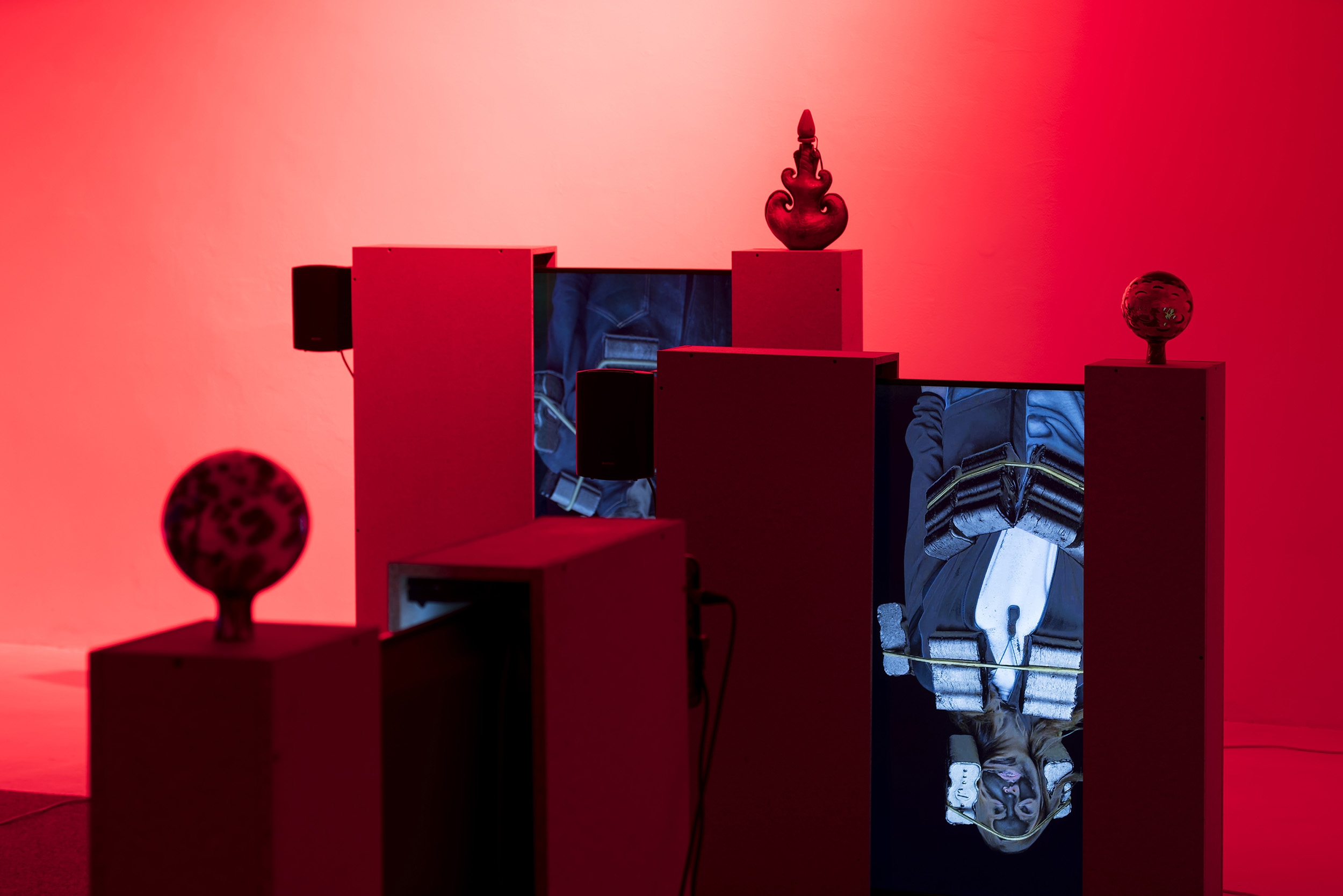 'Spiritualities: Three Contemporary Portrayals of Transcendence and Beliefs' at Meetfactory