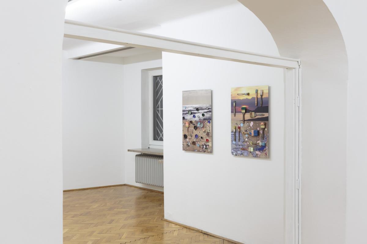 [EN/PL] 'Repulsive, Faint, Dispassionate' by Tomasz Ciecierski at Le Guern Gallery