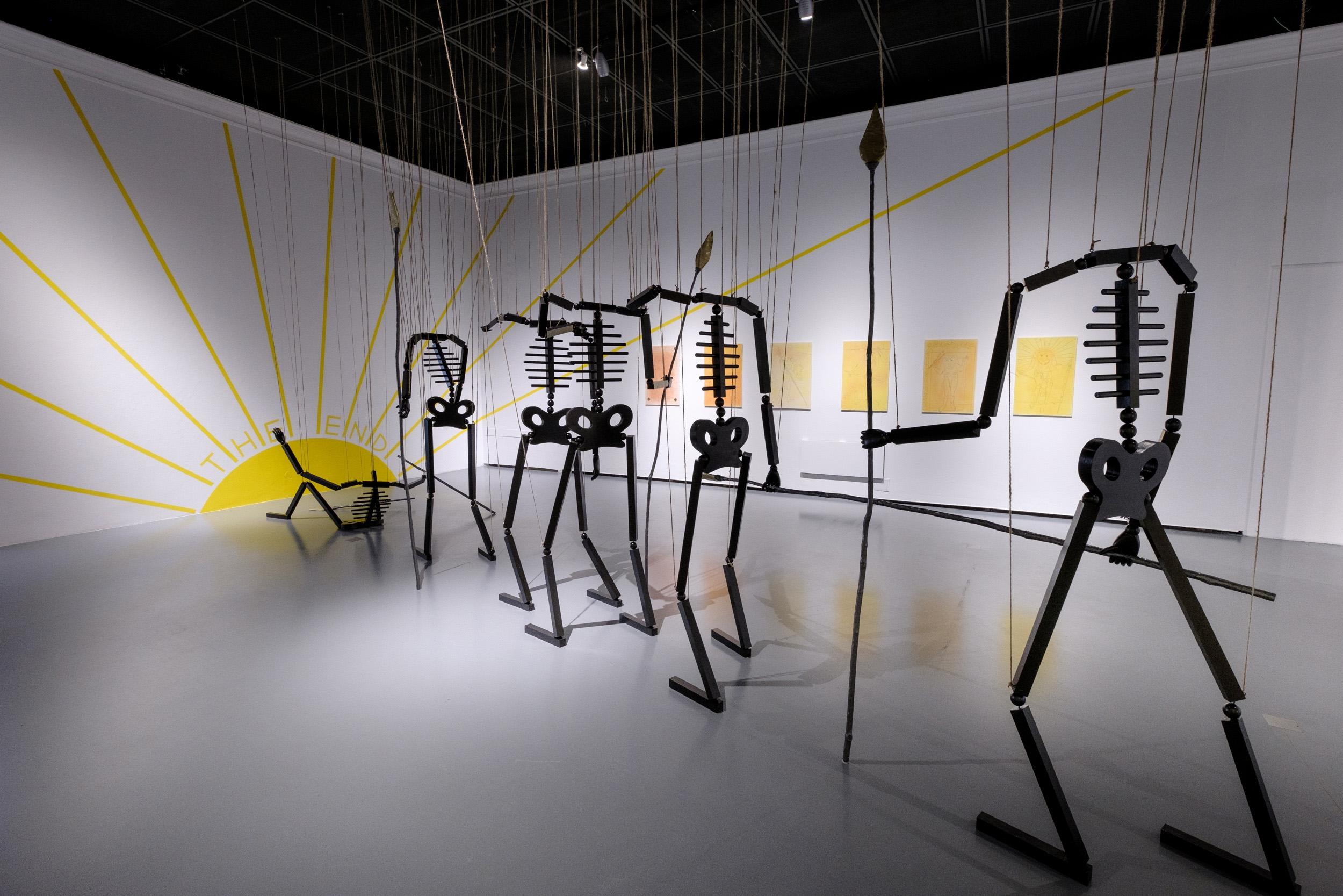 [EN/PL] 'Crack Up – Crack Down' at Ujazdowski Castle Centre for Contemporary Art