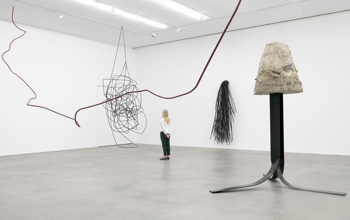 Bending the Structure. Notes on Monika Sosnowska's Exhibition at Zachęta