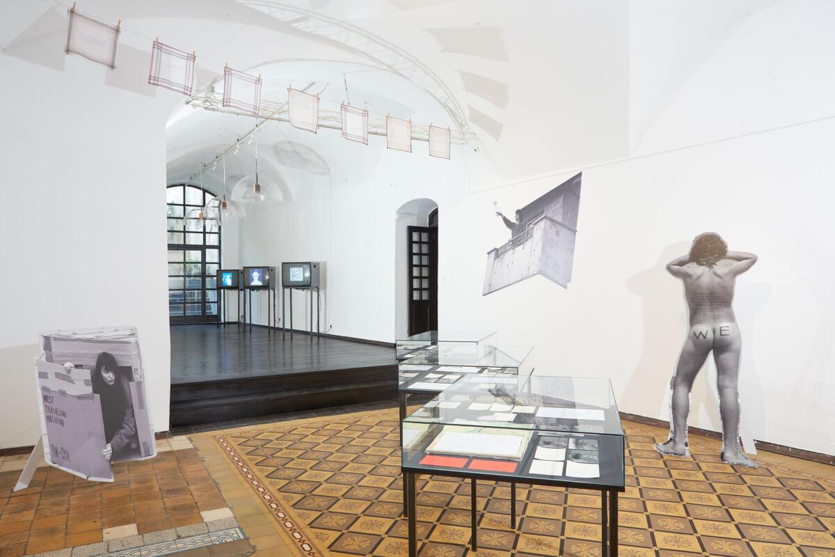 [EN/SI] 's.a.b.a. 1979–####' at Škuc Gallery