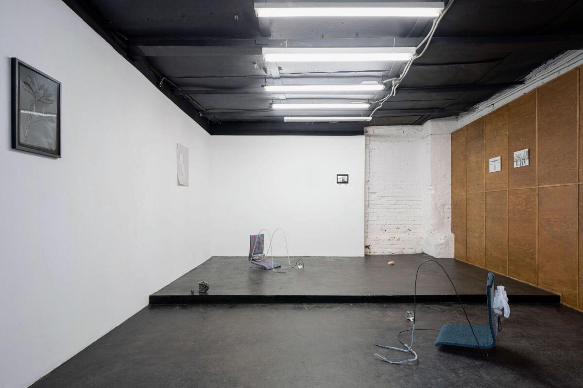 'Quarter Past Ten' at ISSMAG gallery