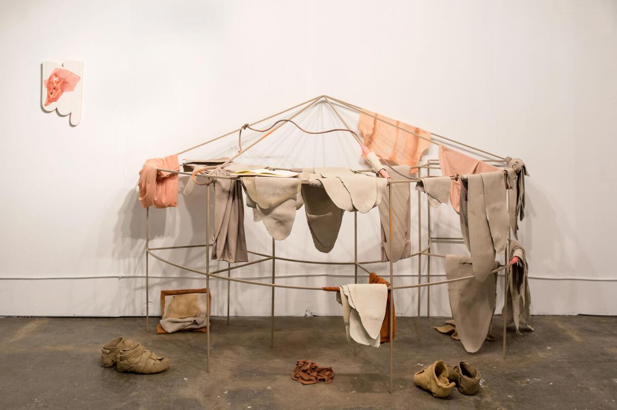 [EN/EE] 'Shedding Skin' by Laura Põld & Piret Karro at Vaal Gallery