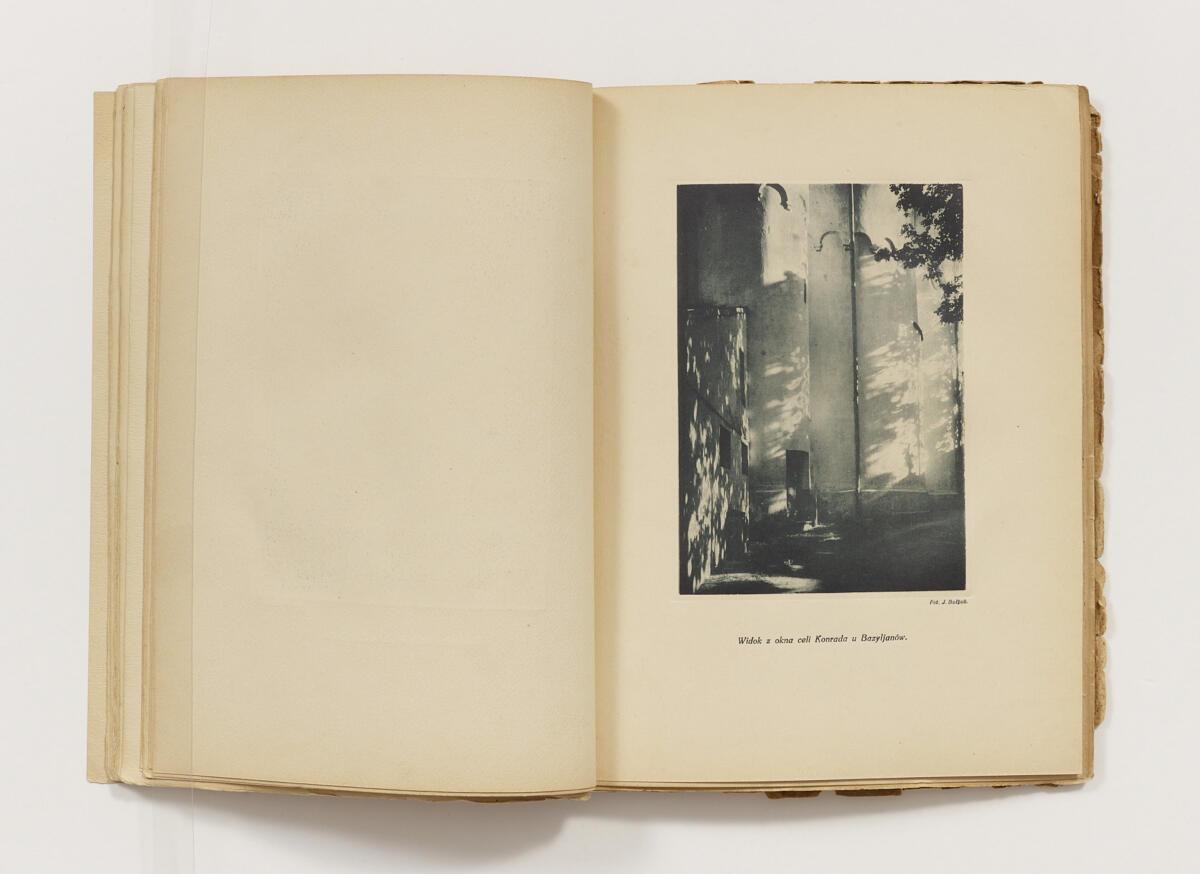 Jan Bułhak, 'Wilno w fotografiach Jana Bułhaka' (1924)