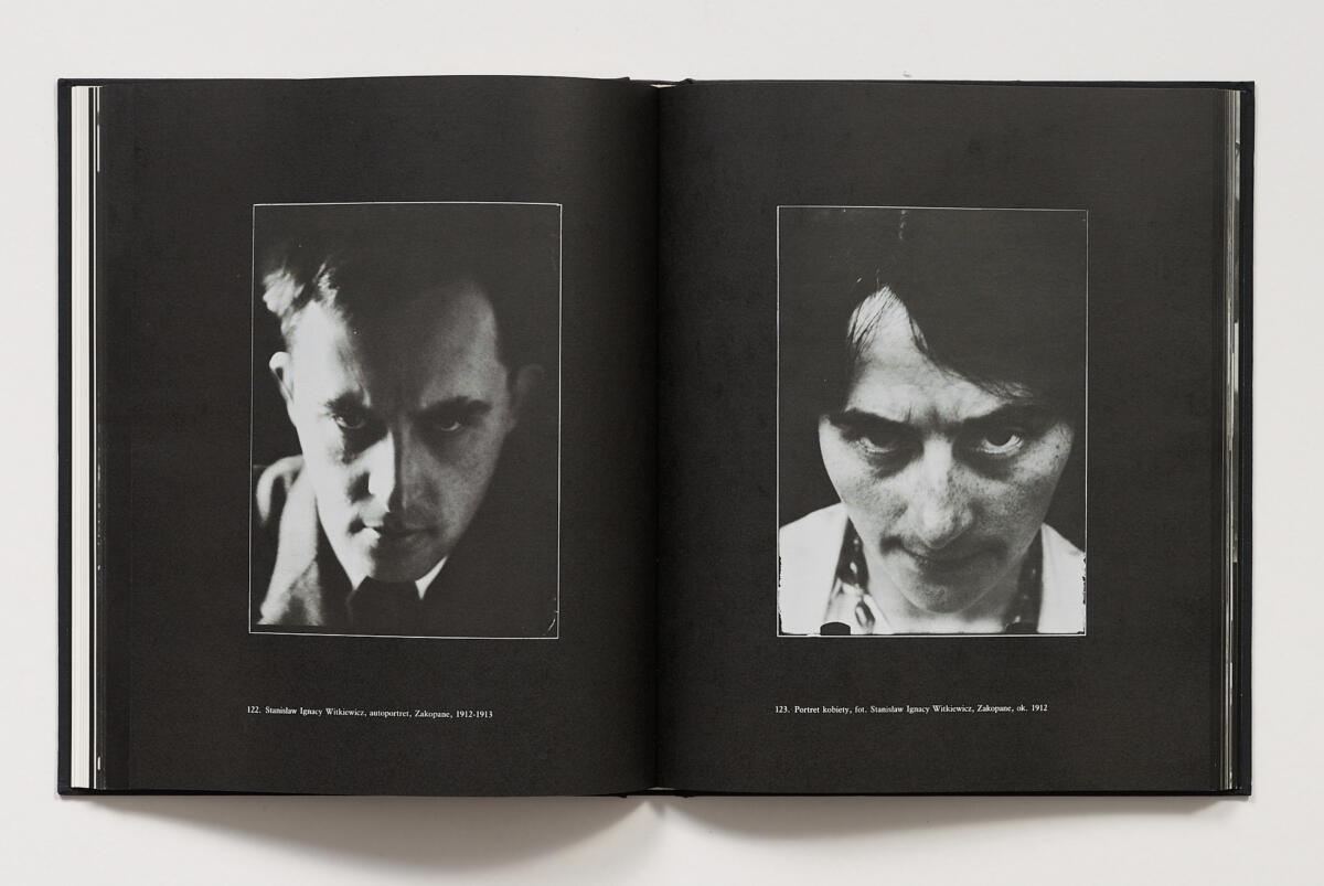 Ewa Franczak, Stefan Okołowicz, 'Przeciw nicości. Fotografie Stanisława Ignacego Witkiewicza' (1986)