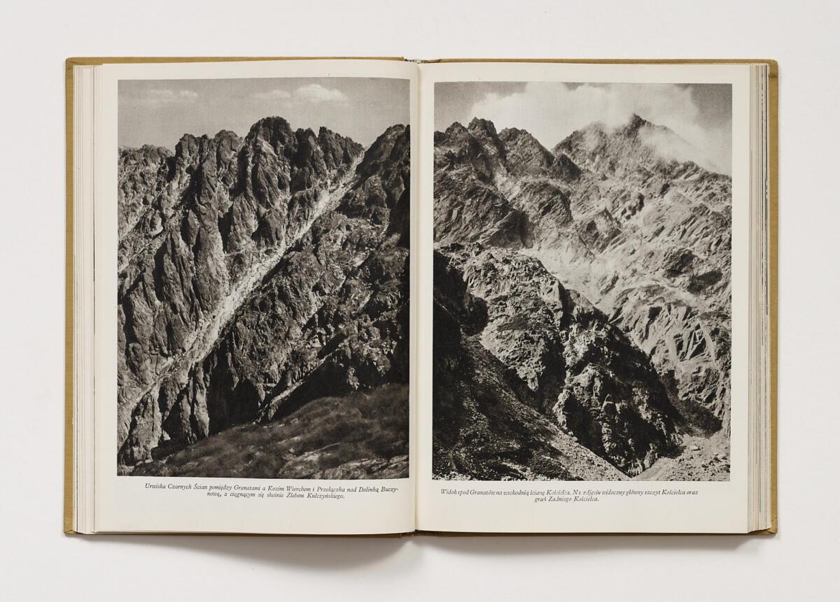 Kazimierz Saysse-Tobiczyk, 'Na szczytach Tatr' (1956)