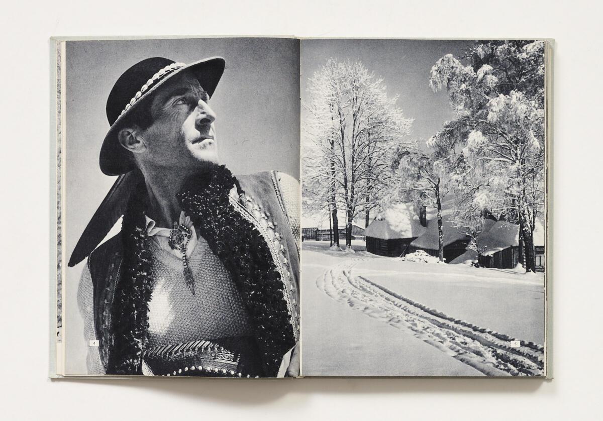 Kazimierz Saysse-Tobiczyk, 'Tatry w śniegu' (1962)