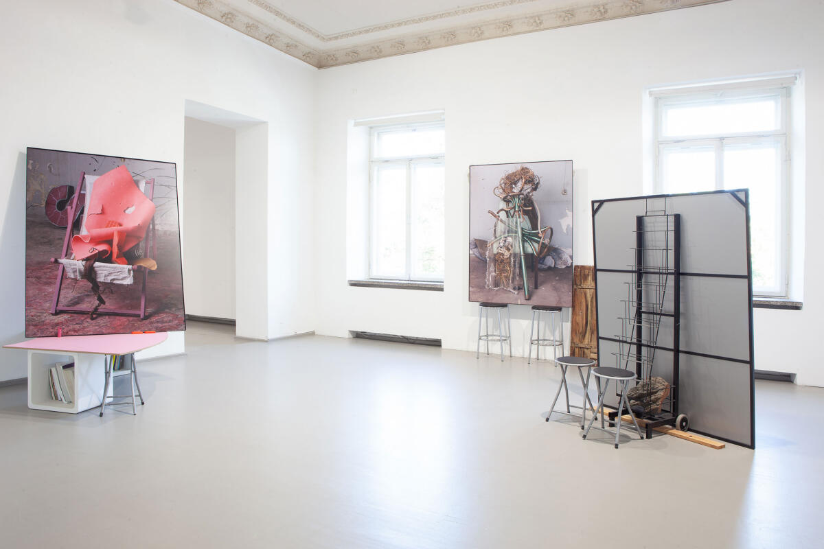[EN/LT] 'The Board' by Robertas Narkus at Vartai Gallery