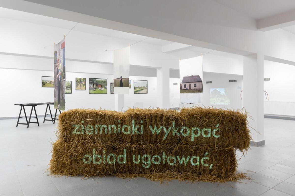 [EN/PL] 'Farms Without Land' at Przestrzeń Gruzownia Gallery