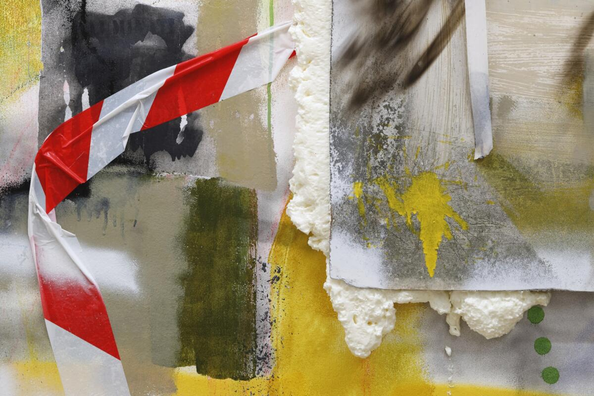 [EN/LV] 'Faktura (For a Nervous Spirit)' at Kim? Contemporary Art Centre