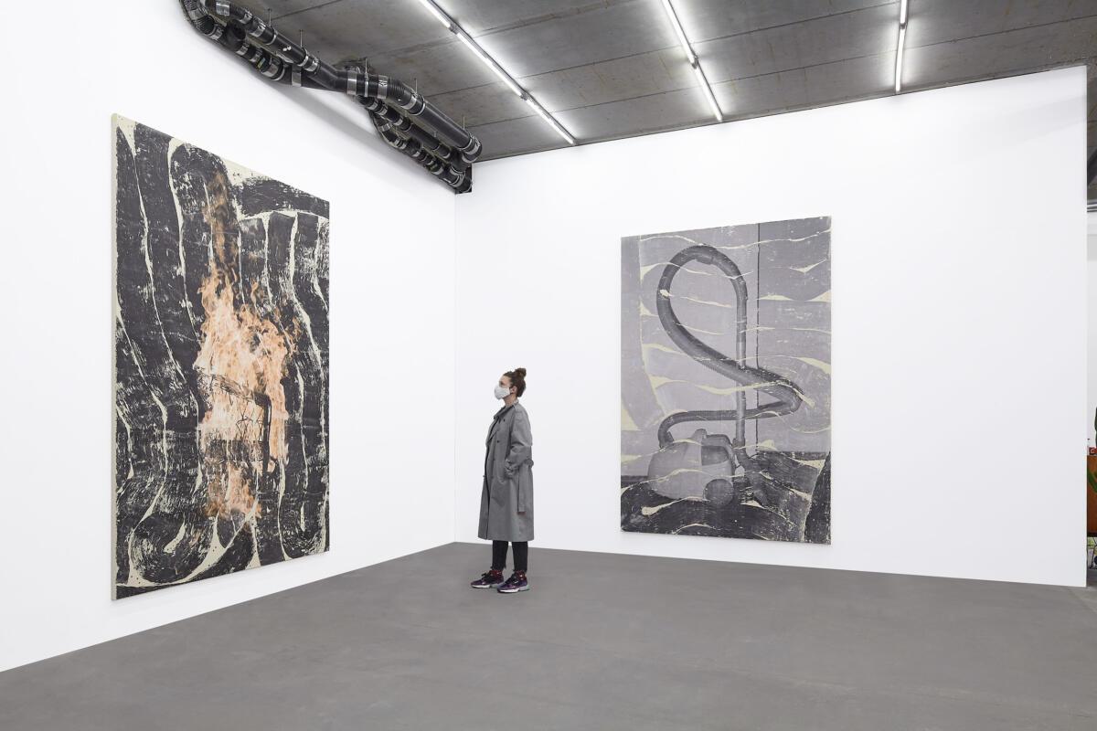 [EN/PL] Tatjana Danneberg at Galeria Dawid Radziszewski