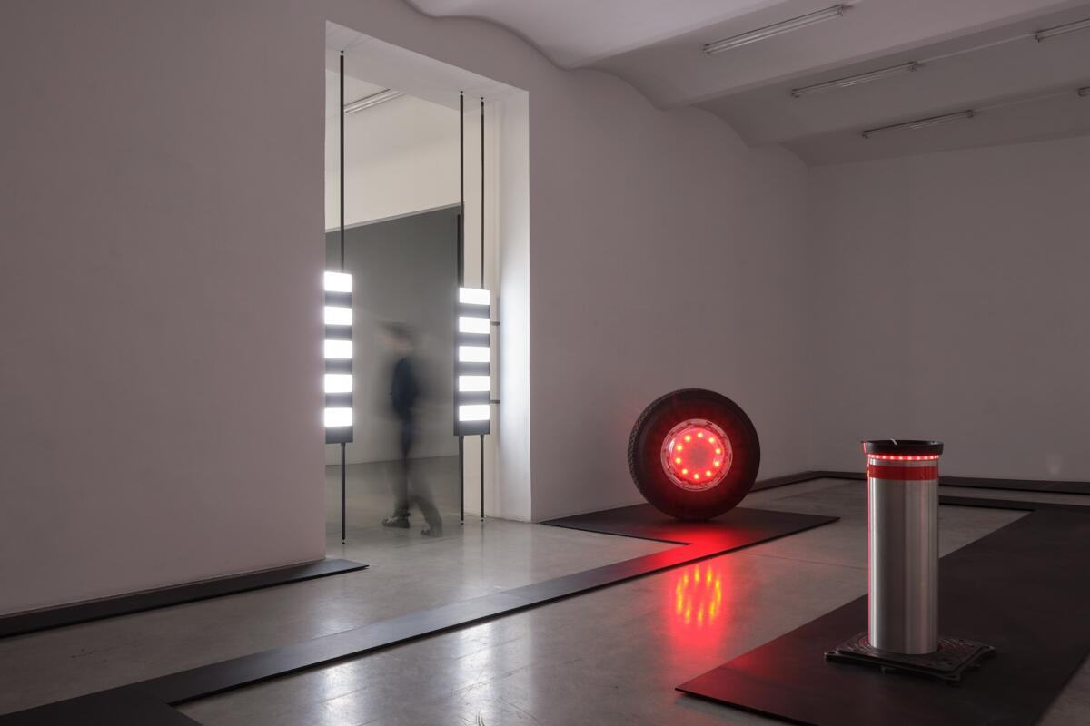 '[EN/DE] The Long Stretch' by Alona Rodeh at Christine König Galerie