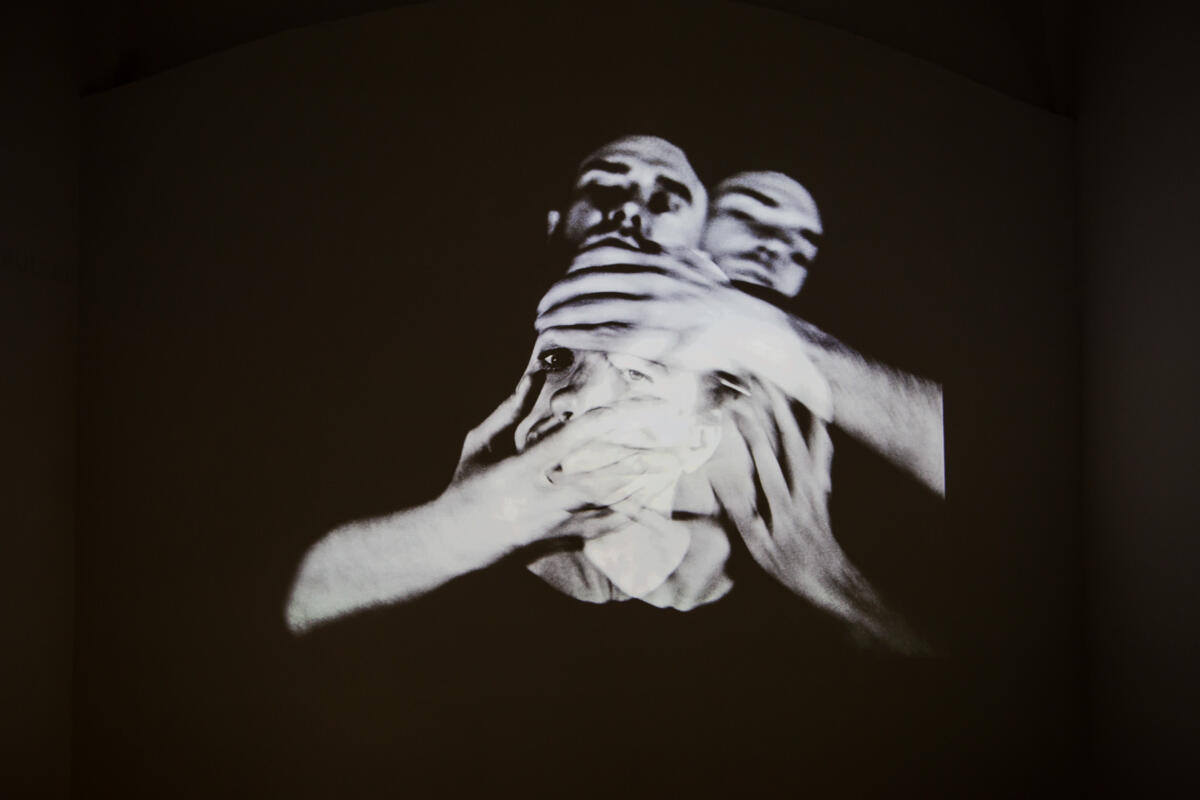[EN/PL] 'The Pleasures of Ordering Evil' by Artur Żmijewski at City Art Gallery of Kalisz