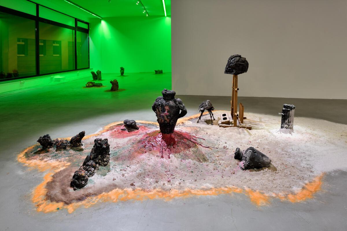 [EN/SK] 'Building a Real Body' by Radovan Čerevka at Kunsthalle LAB